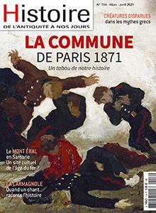 Histoire de l'Antiquité à nos jours n° 114 - Mars/Avril 21